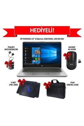 HP 14'' 9hr35es I3-1005g1 4gb 128ssd Kulaklık/çanta/mouse
