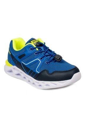 Jump Mavi Çocuk Spor Ayakkabı 24742