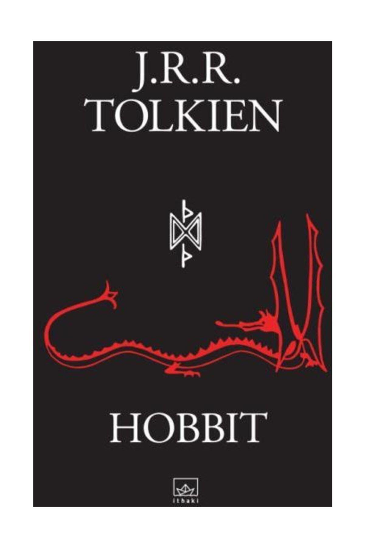 İthaki Yayınları Hobbit - J. R. R. Tolkien 1