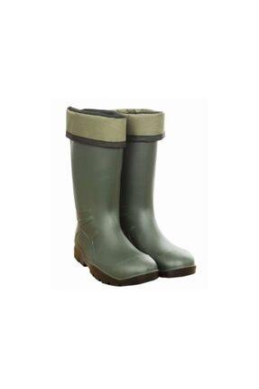 Bursahatırası Çizme Su Geçirmez Çizme Poli Çoraplı Çizme Avcı- Balıkçı-su Işleri %100 Su Geçirmez