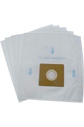 Arçelik Beko S 4240- S 4210 S 2240 - S 2250 Mikroban Orjinal Bez Toz Torbası (10 Adet)