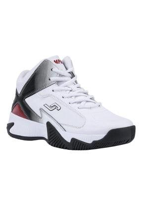 Jump 25528 Beyaz Erkek Spor Ayakkabı