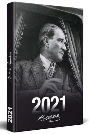Halk Kitabevi Mustafa Kemal Atatürk Ajandası 2021