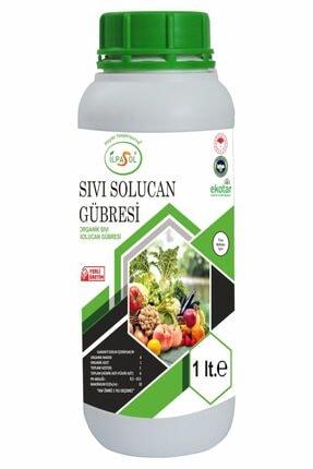 ilpasol ® %100 Organik Sıvı Solucan Gübresi 1litre