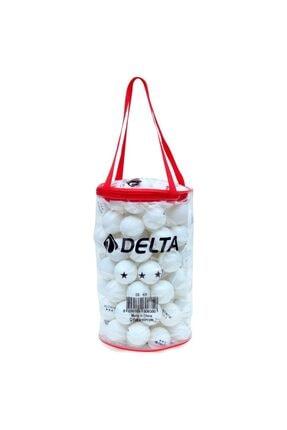 Delta 3 Yıldız Masa Tenis Topu Tzp906 100'lü