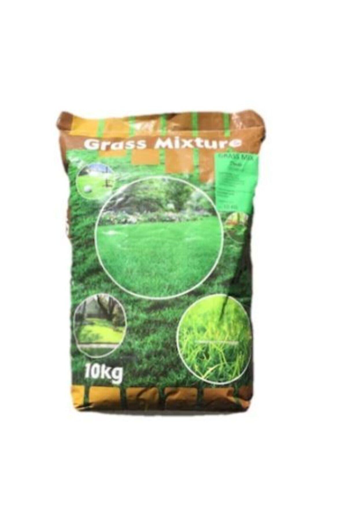 GRASS MIXTURE 4 Çeşit Çim Tohumu 1 Kg 1
