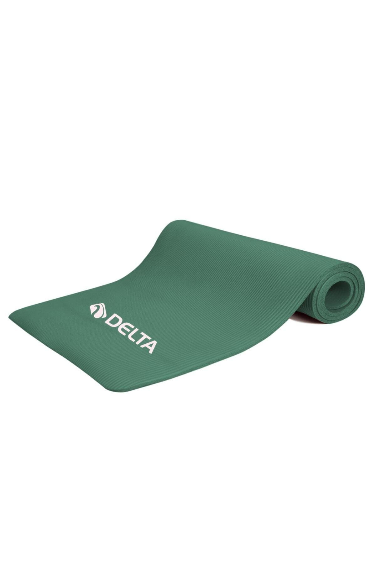 Delta Konfor Zemin 10 Mm Taşıma Askılı Pilates Minderi Yoga Matı 1