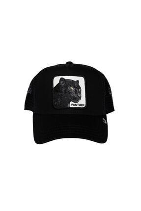 Goorin Bros Unisex Siyah Baskılı Şapka