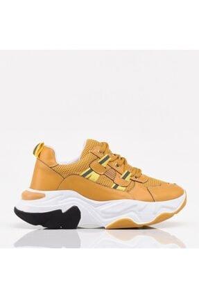Hotiç Sarı Yaya Kadın Spor Ayakkabı