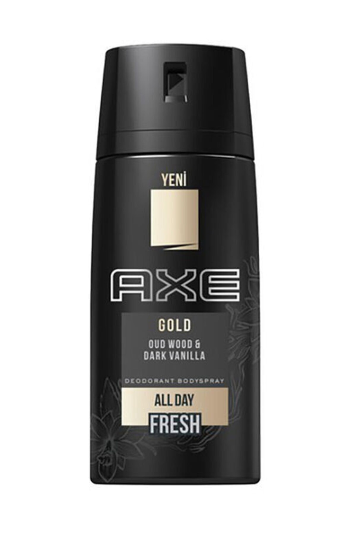 Axe Gold Oud Wood & Dark Vanilla 150 ml Deo Sprey 2