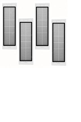 Roborock S5 S5 Max S6 S6 Pure Uyumlu Yeni Nesil Hepa Filtre (2 KUTU) 4 Adet