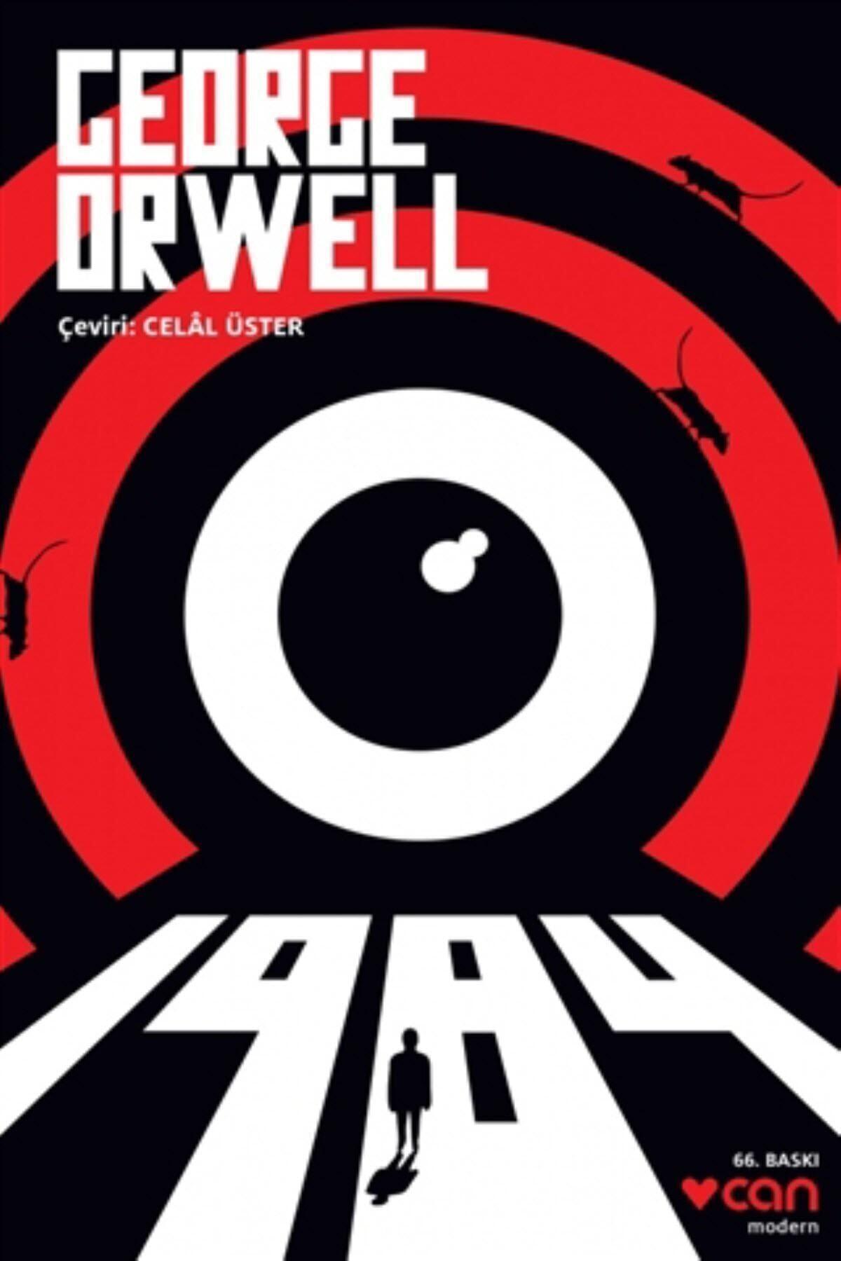 Can Yayınları 1984  George Orwell 1