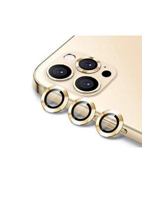 KILIFPARK Iphone 12 Pro Max Uyumlu Profesyonel Kamera Koruyucu