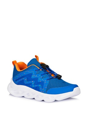 Vicco Hyper Unisex Çocuk Saks Mavi Spor Ayakkabı