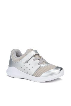 Vicco Mario Kız Çocuk Gümüş Spor Ayakkabı