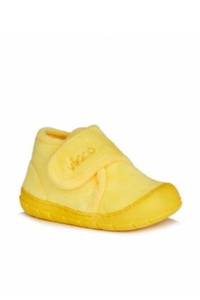Vicco Color Rahat Kalıp Unisex Çocuk Sarı Panduf