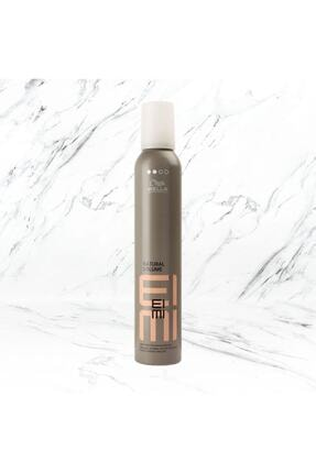 Wella Eımı Natural Volume Hafif Tutuşlu Saç Köpüğü 300ml