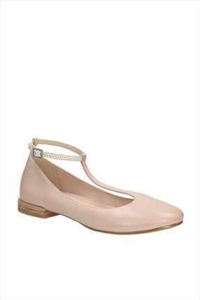 CLARKS Hakiki Deri Pembe Kadın Ayakkabı 261083854