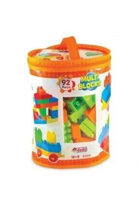 Dede Oyuncak Multi Bloklar 92 Parça P8856s9726