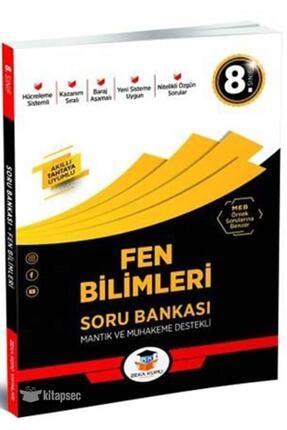 Zeka Küpü Yayınları 8. Sınıf Fen Bilimleri Soru Bankası