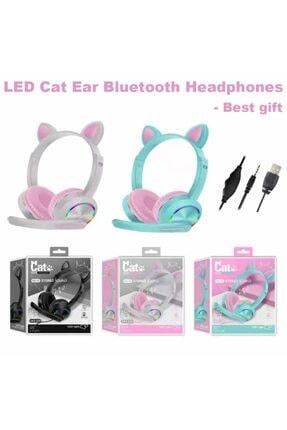 games headset Buytech Cat Ear Headset Akz-20 Extra Bass Kulaküstü Kulaklık
