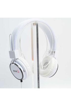 zore Mikrofonlu Stereo 3.5mm Jack Giriş Kulak Üstü Kablolu Kulaklık Y-6338-zmobile