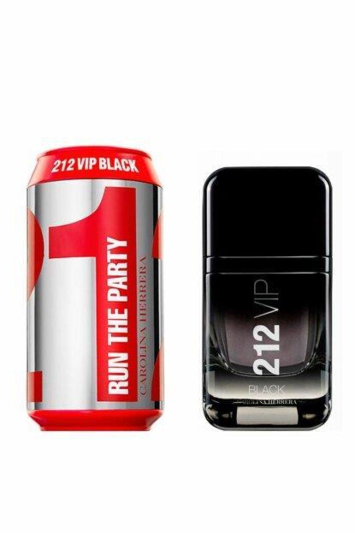 Carolina Herrera 212 Vıp Black Collector Özel Seri Edp 100 ml Erkek Parfüm 8411061944028 1