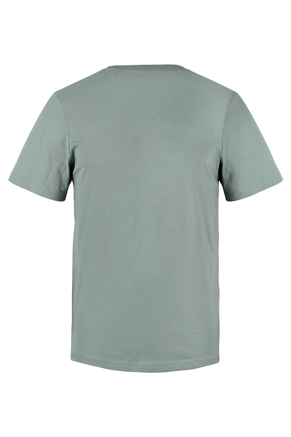 Jack & Jones Bisiklet Yaka T-shirt 12137126 Jjecorp 2
