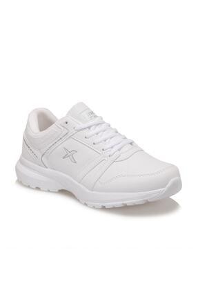 Kinetix Kadın Beyaz Koşu Ayakkabısı Mıton Pu W