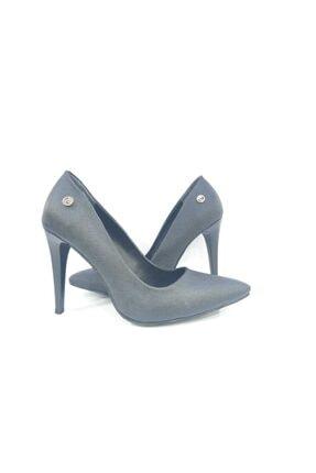 Pierre Cardin Kadın Siyah Topuklu Ayakkabı Pc-71037