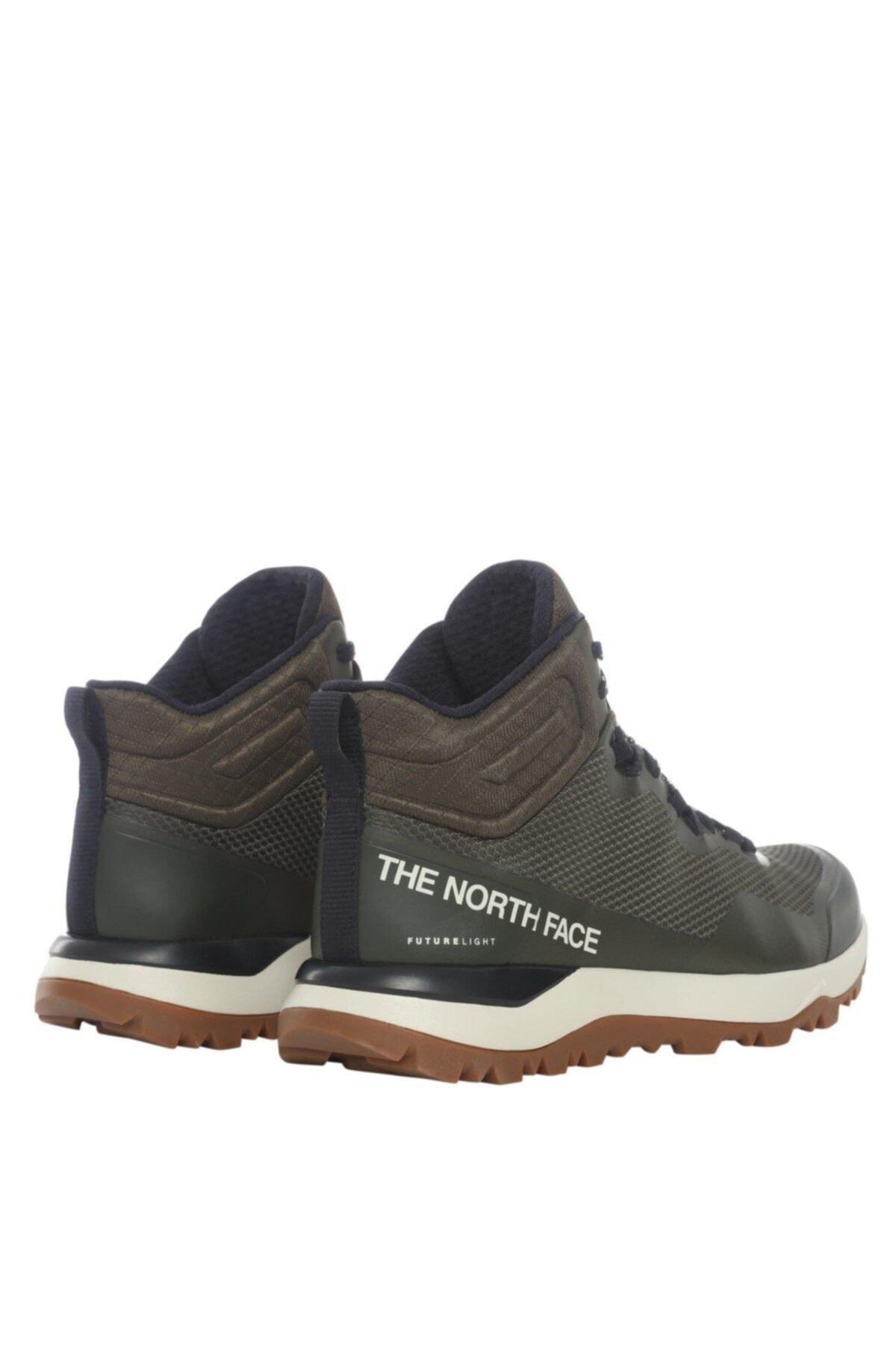 THE NORTH FACE Kadın Haki Bot ve Ayakkabısı W Activist Mid Ftrlt Nf0a47azv981 2