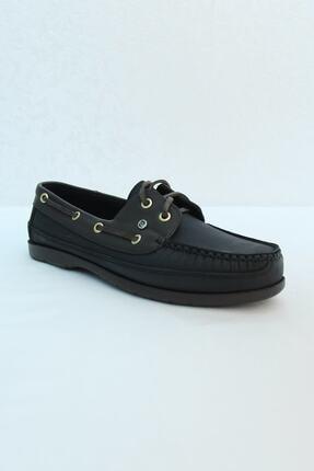 Pierre Cardin Erkek Siyah Nubuk Antik Ayakkabı 30d20