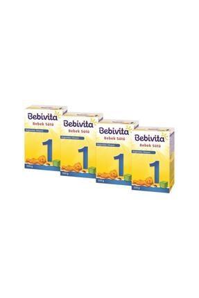 Bebivita 1 Bebek Sütü 500 gr X 4 Adet