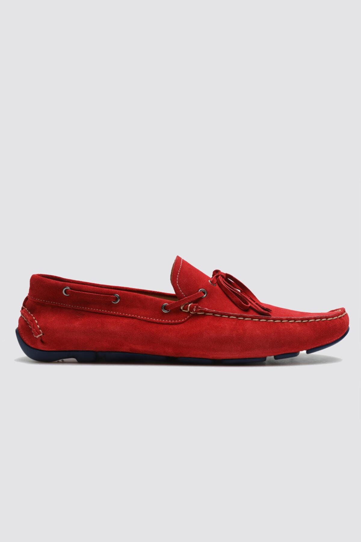 D'S Damat Damat Kırmızı Ayakkabı 2