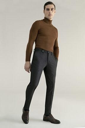 D'S Damat Tween Slim Fit Antrasit Kumaş Pantolon