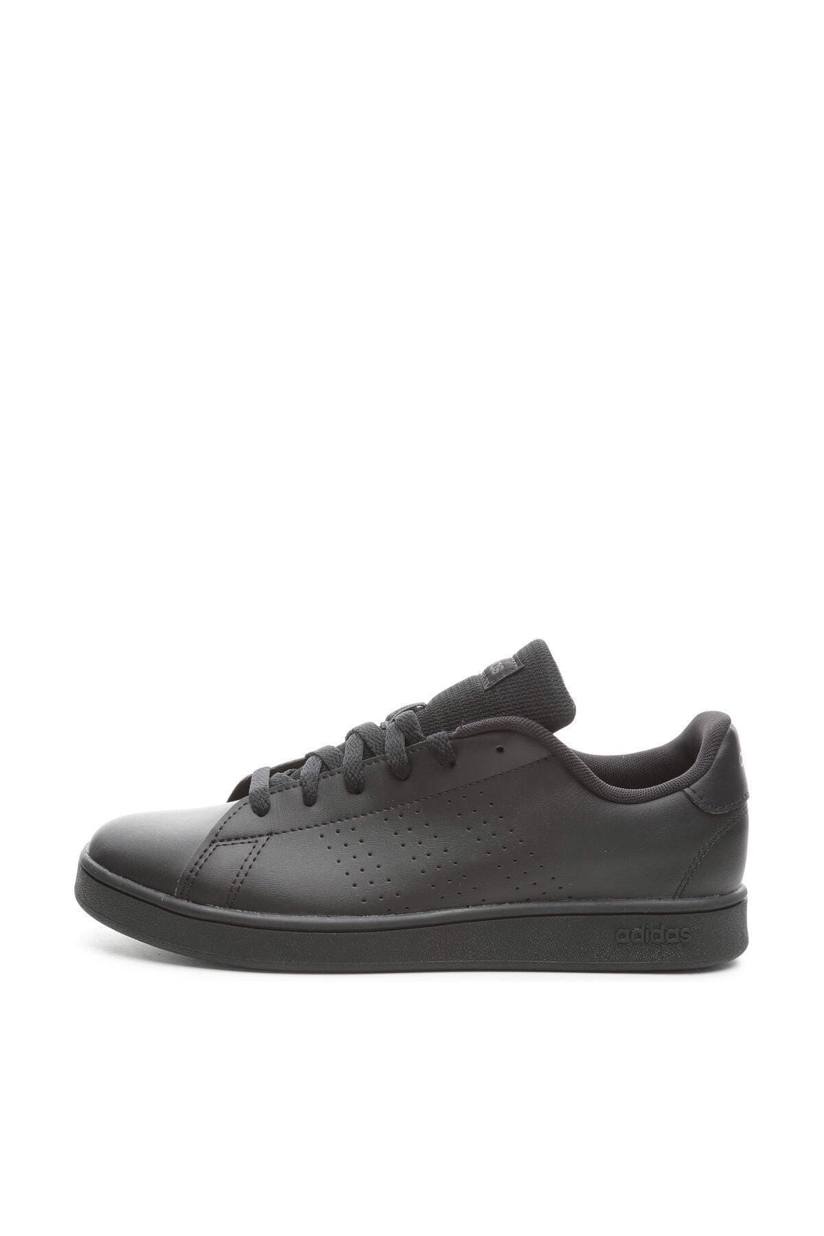 adidas ADVANTAGE K Siyah Erkek Çocuk Sneaker Ayakkabı 100479437 1