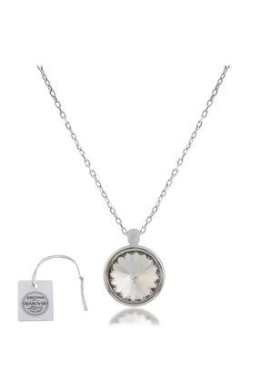 Swarovski Türker Jewelry Swr0060 Zirkonia Taşlı Bayan Kolye