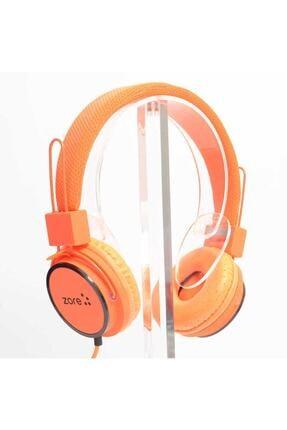 zore Mikrofonlu Stereo 3.5 Mm Jack Giriş Kulak Üstü Kablolu Kulaklık Y-6338-zmobile