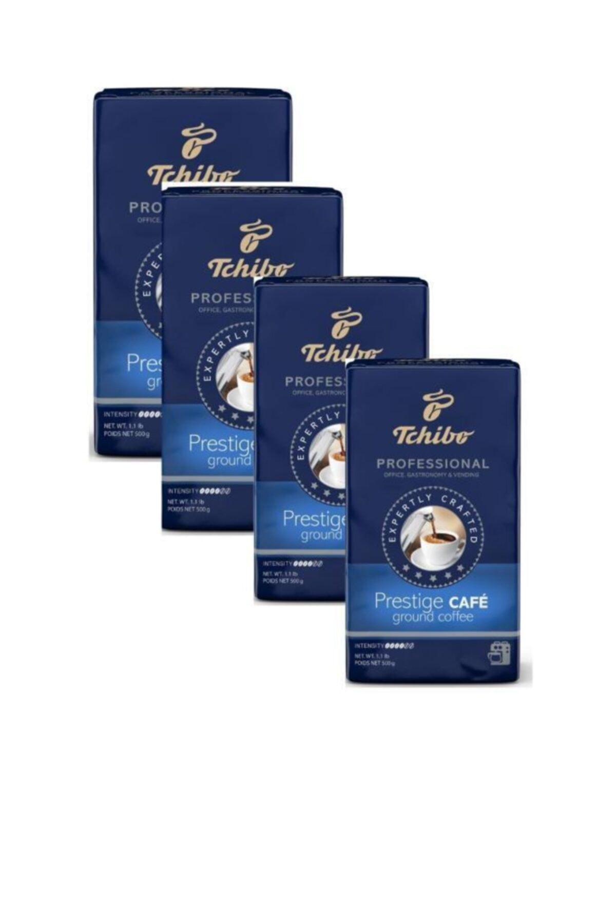 Tchibo Professional Prestige Cafe Filtre Kahve 500gr. X 4 1