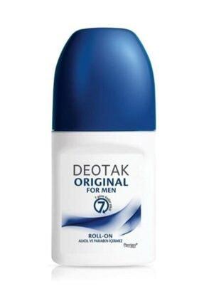 Deotak Erkekler Roll-on Deodorant For Men 35 Ml 8692255001820