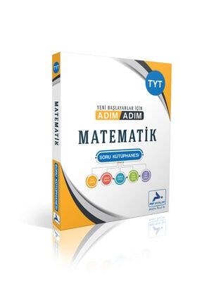 paraf yayınları Adım Adım Serisi Tyt Matematik Soru Kütüphanesi Çözümsüz