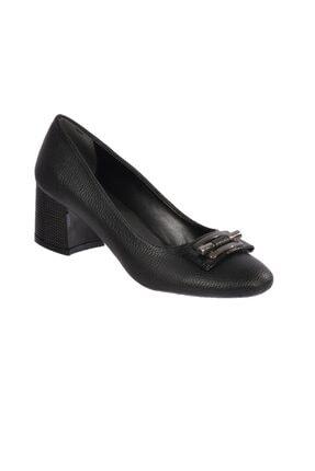 Maje 2124 Siyah Kadın Topuklu Ayakkabı