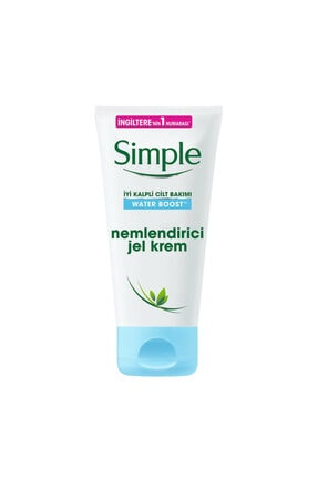 Simple Water Boost Jel Krem Nemlendirici 50ml
