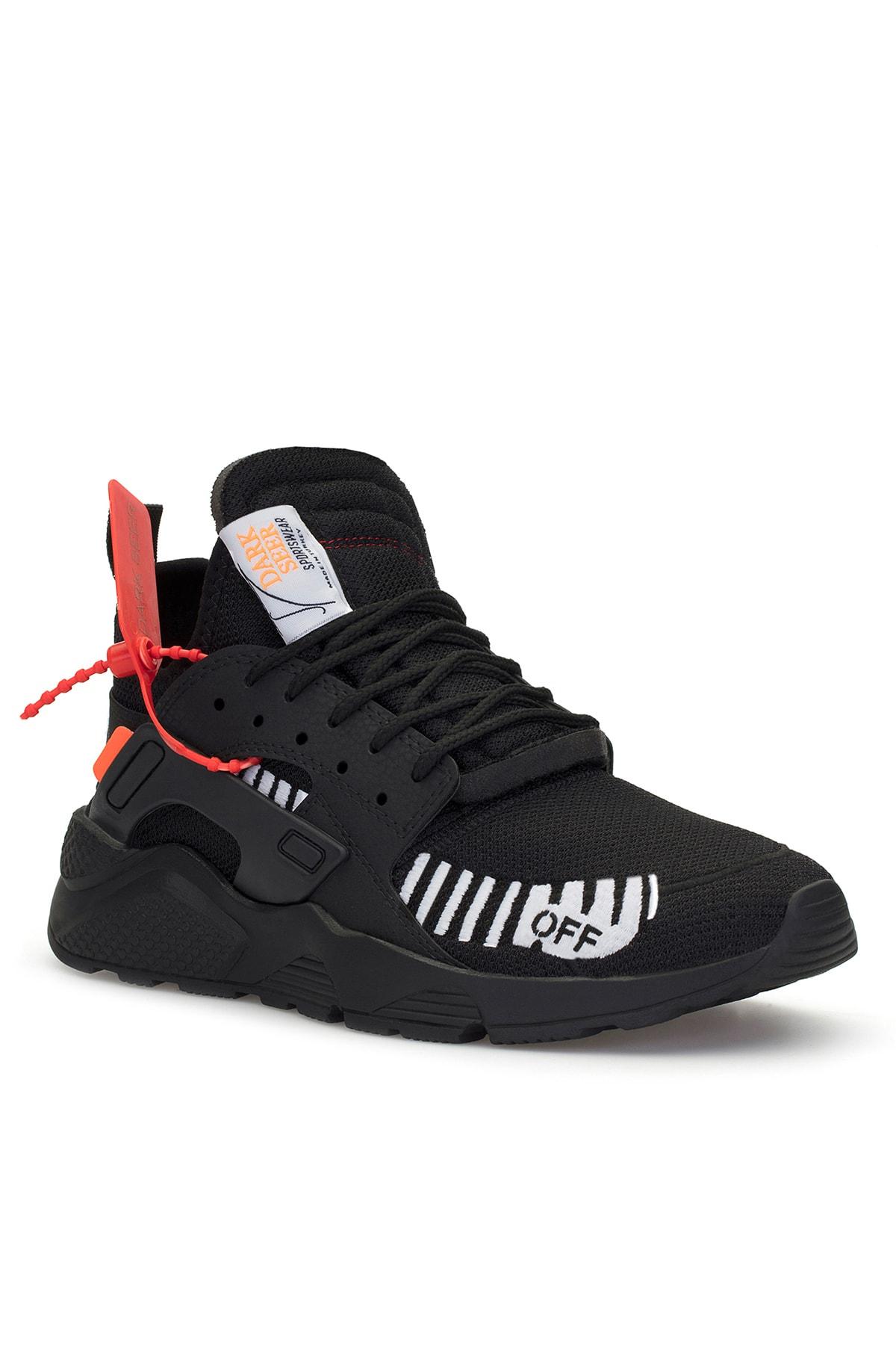 DARK SEER Siyah Unisex Sneaker 1