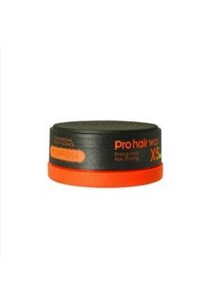 Morfose Men Pro Hair Wax x5 Turuncu 150 gr