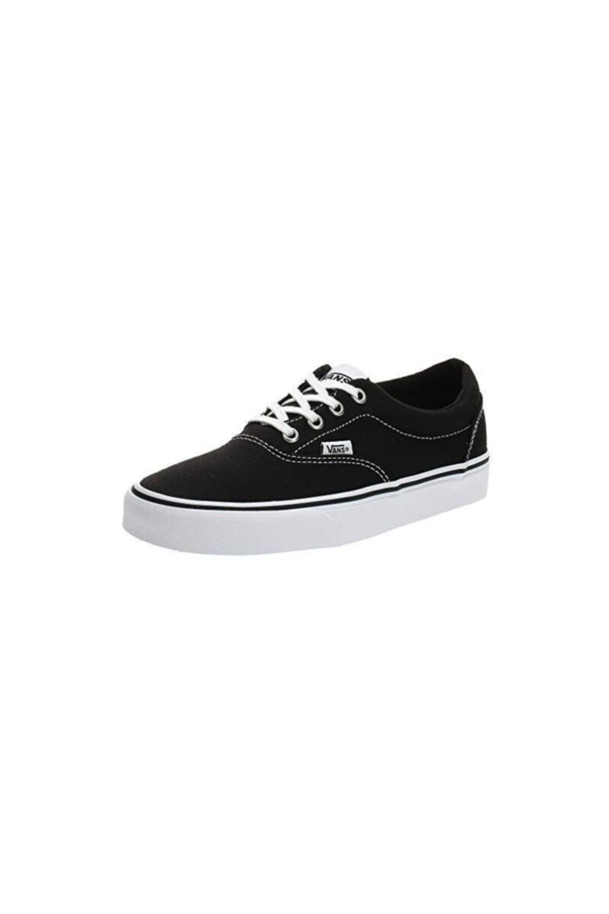 Vans Wm Doheny Kadın Siyah Sneaker Ayakkabı Vn0a3mvz1871 1