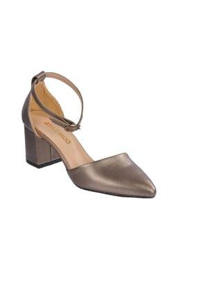 Maje 1903 Bakır Kadın Topuklu Ayakkabı