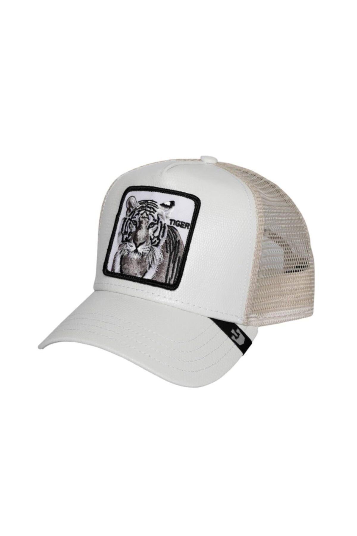 Goorin Bros Beyaz Killer Tiger Şapka 2