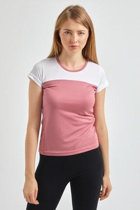 Slazenger Randers I Kadın T-shirt Gül St11tk002