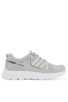 Slazenger ALONE I Sneaker Kadın Ayakkabı Gri SA11RK098